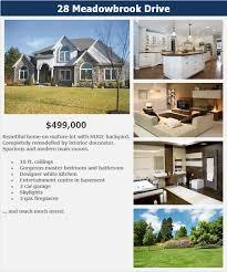 real estate brochures templates free csoforum info