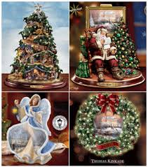 kinkade collectibles figurines jewelry home decor