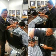 urban barber college free haircuts for the holidays in national city