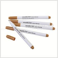 chinese manufacturer temporary tattoo marker pen drawing pictures