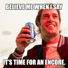 William Levy Meme - believe me when i say it s time for an encore theaterlevy pick