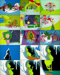 the animation art of chuck jones how the grinch stole christmas