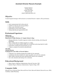 Correspondent Resume Example Organizational Skills Examples For Resume Resume For Your Job