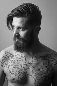 Hairstyles 2014 Men by Bearded Mens Hairstyles Top Men Haircuts