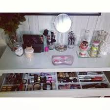 Ikea Malm Vanity Table Dressing Table Ooh I Want One With Makeup Included Of Course