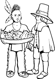 pilgrims coloring pages free coloring pages kids