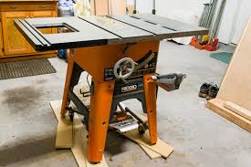 Ridgid Table Saw Extension Tablesaw Router Station Build 20 20 Heinsite
