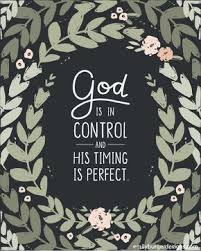 Anchor Print Inspirational Print Quot - god is in control hand lettered 8 by 10 print art prints