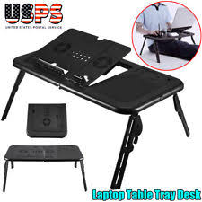 Folding Laptop Desk Folding Laptop Table Ebay