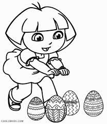 free printable coloring pages dora explorer coloring pages ideas