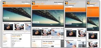 responsive design joomla template creator is responsive design