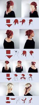 how to wear bandanas with bob hairstyles best 25 bandana hairstyles ideas on pinterest hair scarf styles