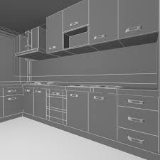 model kitchen cabinets 3d cad kitchen cabinets retro kitchen cabinets 3d model fantastic
