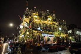 these stunning displays of christmas lights can u0027t help but leave