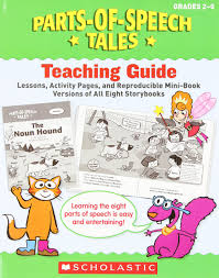 Parts Of Speech Worksheet Amazon Com Parts Of Speech Tales A Motivating Collection Of