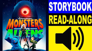 monsters aliens story book aloud story books