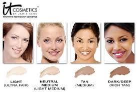 light medium skin tone review it cosmetics bye bye under eye full coverage waterproof