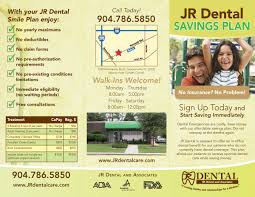 discounts and coupons jr dental care jacksonville