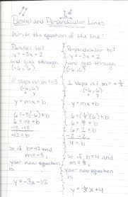 worksheet writing equations of lines worksheet writing equations of lines worksheet answer key tessshlo parallel and