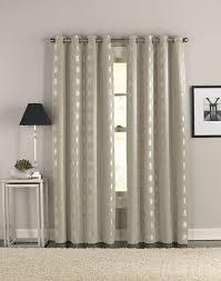 bedroom grommet curtains 108 length solid grommet curtains