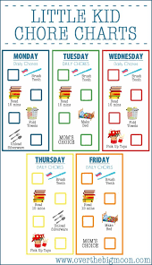 best 25 daily chore charts ideas on pinterest daily chore list