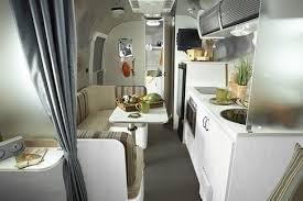 Rv Modern Interior Airstream Usa Travel Trailers Touring Coaches Airstream