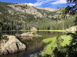 Colorado Lakes Map by East Inlet Trail To Lone Pine Lake Colorado Alltrails Com