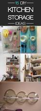 Organizing Ideas For Kitchen by Best 20 Cheap Kitchen Storage Ideas Ideas On Pinterest Pot Lid
