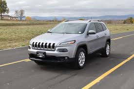 purple jeep cherokee 2017 jeep cherokee latitude insight automotive