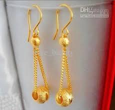saudi arabia gold earrings saudi arabia gold ear ring