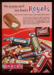 where can i buy brach s chocolate 1970 brach s royals candy photo print ad white paper 1970s and