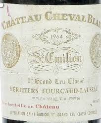 learn about chateau cheval blanc 1964 château cheval blanc bordeaux libournais st