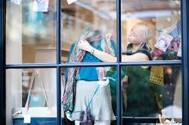 articles with clothing store window retail skills list and examples