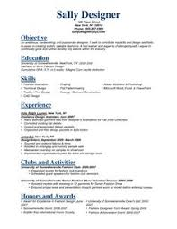 resume career objective fashion stylist resume objective exles http www