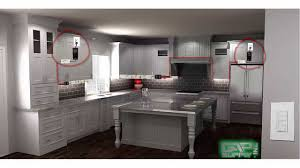 Kichler Under Counter Lighting by Under Cabinet Lighting Layout Guide Youtube