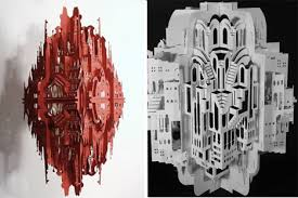 Ingrid Siliakus 15 Of The World U0027s Most Creative Papercraft Artists Urbanist