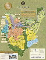 Richmond Va Map Community Tour Map Hallsley Richmond Virginia