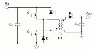 two switch topology boosts forward flyback designs ee times