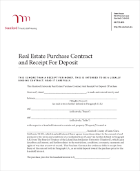 simple employee direct deposit form down payment receipt template