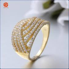 diamond rings girls images Gold plated ring gold ring designs for girls woman 39 s antique jpg