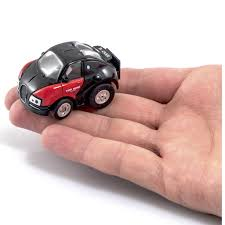 the world u0027s smallest remote controlled car is big on fun it u0027s a