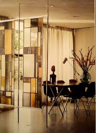 glass room dividers stained glass room divider a la mondrian via rikki reeves the