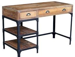 Industrial Office Desks Rustic Industrial Office Furniture Captivating Modern Industrial