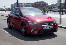 seat ibiza hatchback 2017 driving u0026 performance parkers