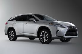 lexus rx dashboard 2018 lexus rxl gives rx owners the third row they u0027ve been yearning for