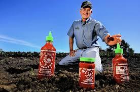 sriracha bottle back craig underwood grows the peppers that go into sriracha sauce la