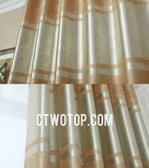 Two Tone Drapes Two Tone Colored Blackout Bedroom Or Living Room Curtains