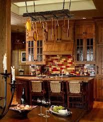 deco cuisine rustique bien deco de cuisine moderne 1 maison rustique au charme