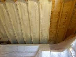 Spray Foam Insulation For Basement Walls by Spray Foam U0026 Rigid Foam Insulation Comparison Foam Insulation