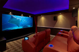 10 maxims of perfect home theater room design